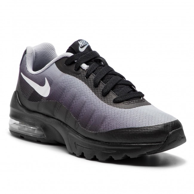 9e022bbb85 Shoes NIKE. Air Max Invigor Print (GS) AH5258 001 Black/White/Wolf Grey
