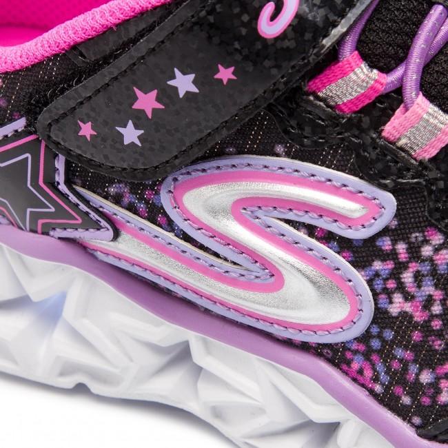 Sneakers SKECHERS Galaxy Lights 10920LBKMT BlackMulti ZCy24