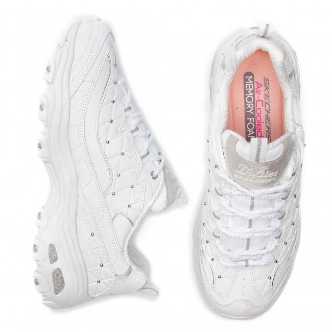 D'lites Glamour Feels 13087/WSL White
