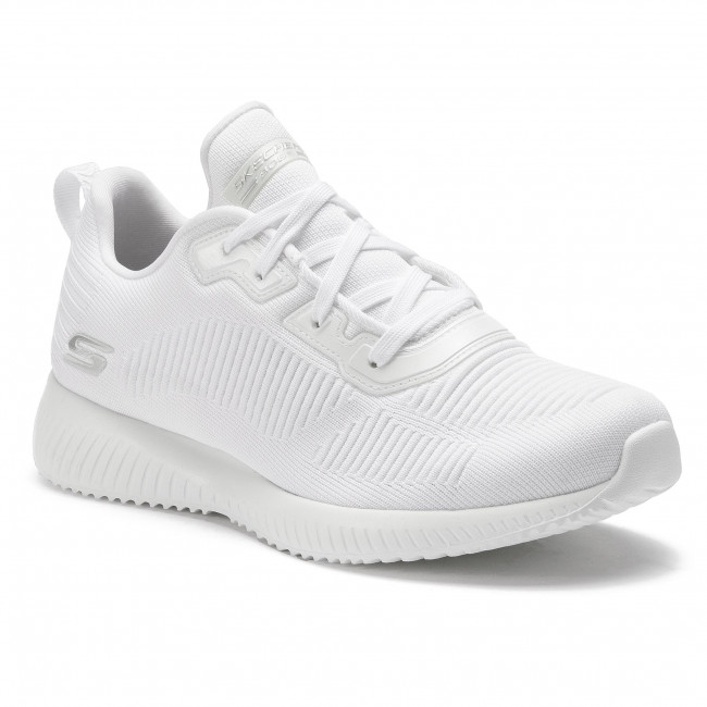 2678db8b74d3 Shoes SKECHERS - BOBS SPORT Tough Talk 32504/WHT White - Fitness ...