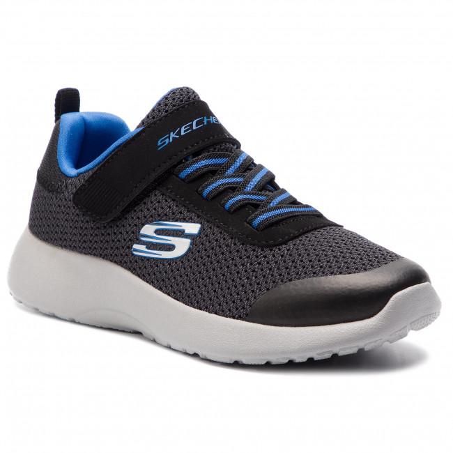 a1aebb1c8ad Shoes SKECHERS - Ultra Torque 97770L BKRY Black Royal - Velcro - Low ...
