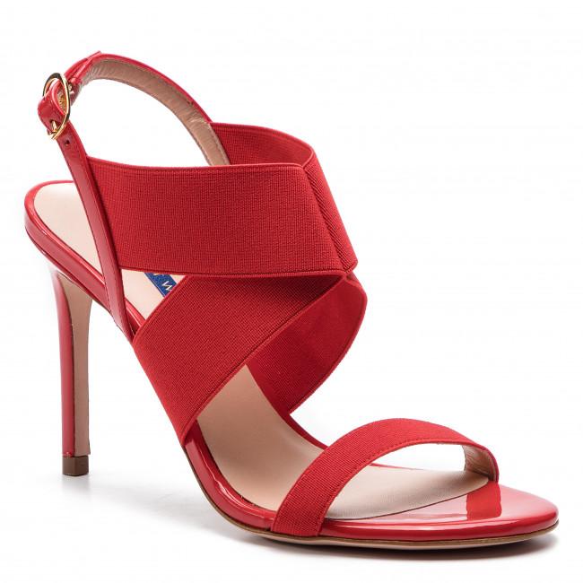 31fa947b98 Sandals STUART WEITZMAN - Alana ZL77282 Followme Red Patent ...