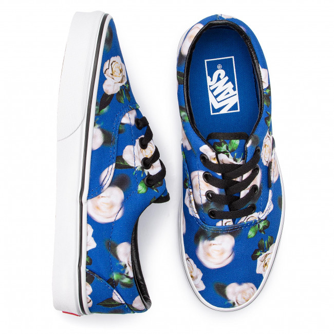 8be143950 Plimsolls VANS - Era VN0A38FRVP91 (Romantic Floral) Lapis B - Sneakers -  Low shoes - Women's shoes - efootwear.eu