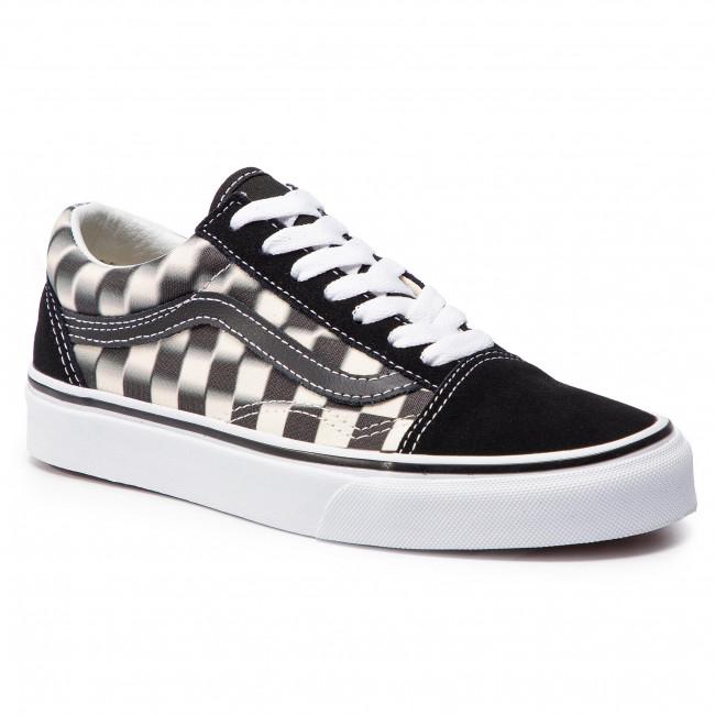842b989bae6 Plimsolls VANS - Old Skool VN0A38G1VJM1 Black Cassi - Sneakers - Low ...