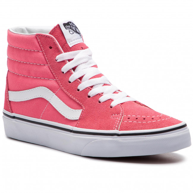 5f917bc82998 Sneakers VANS - Sk8-Hi VN0A38GEGY71 Strawberry Pink Truewhite ...