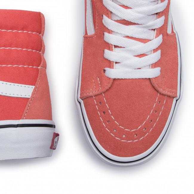 Sneakers VANS Sk8 Hi VN0A38GEVKR1 EmberglowTrue White