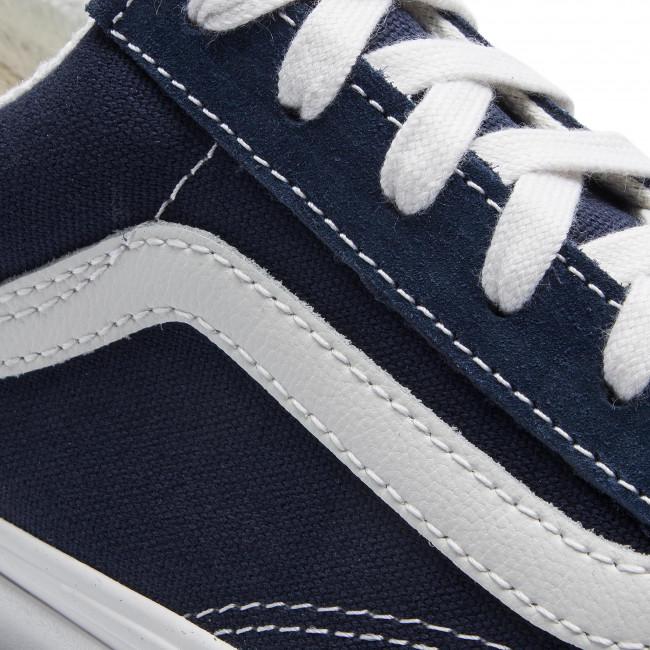 UA STYLE 36 Sneaker low dress bluesblanc de blanc