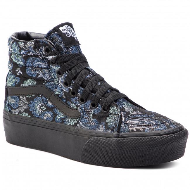 3c5682e905 Sneakers VANS - Sk8-Hi Platform 2 VN0A3TKNVSP1 (Daring Damsels) Multi Bl