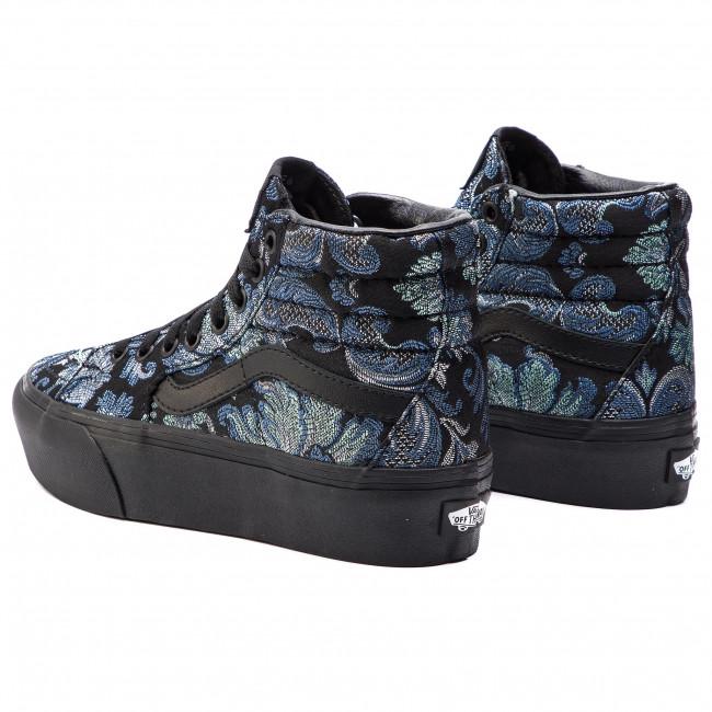 Sneakers VANS Sk8 Hi Platform 2 VN0A3TKNVSP1 (Daring Damsels) MultiBl