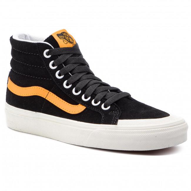 1bf0df392e Sneakers VANS - Sk8-Hi Reissue 13 VN0A3TKPB0Y1 Black Zinnia ...