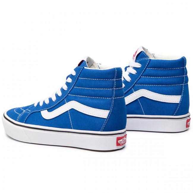 Vans ComfyCush SK8 Hi shoes blue