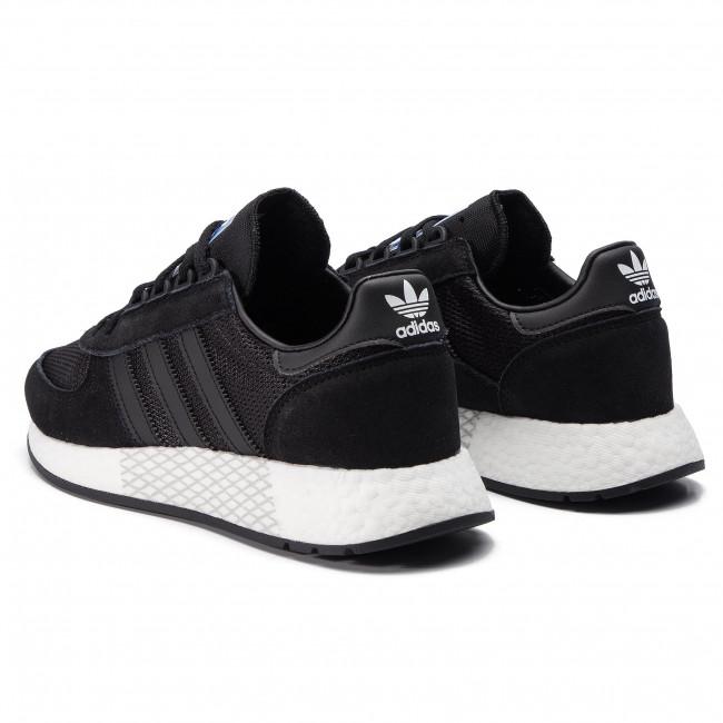 966a9b2024588 Shoes adidas - Marathon Tech G27463 Cblack/Cblack/Ftwwht - Sneakers ...