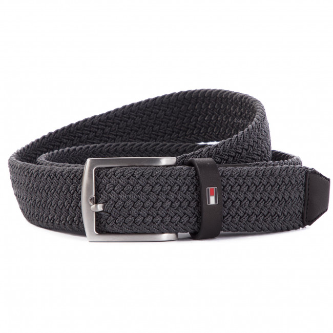 07cecefc2d Men s Belt TOMMY HILFIGER - Denton Elastic Belt 3.5 AM0AM04480 072 ...