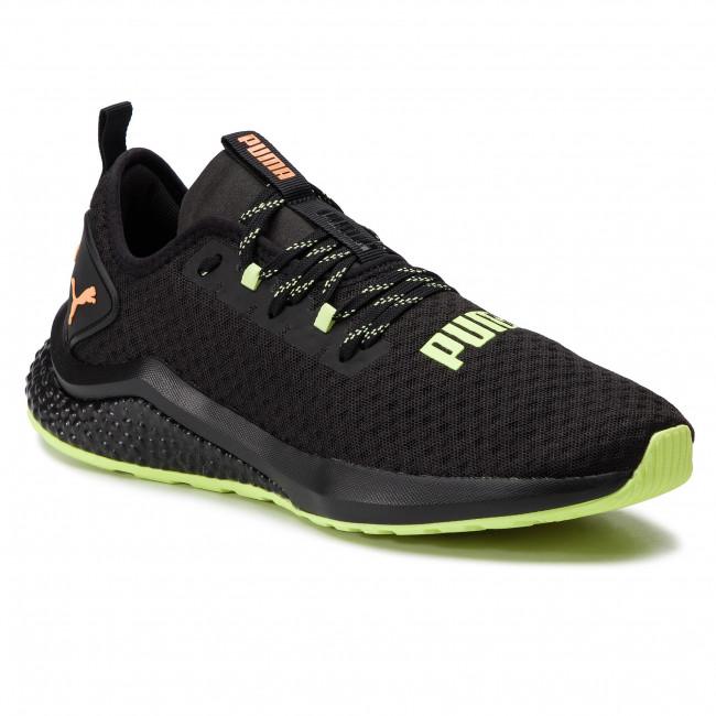 3f6f5534 Shoes PUMA - Hybrid Nx Daylight 192365 02 Black/Fizzy Yellow/Orange Pop -  Training - Running - Men's - Sport - efootwear.eu