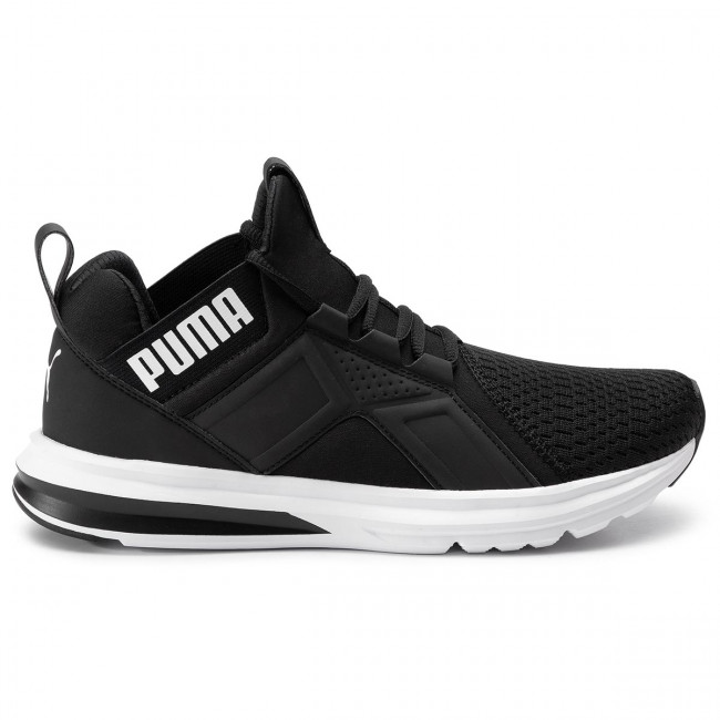 7cac6831f Shoes PUMA - Enzo Eng Mesh 192439 01 Puma Black Puma White - Indoor ...