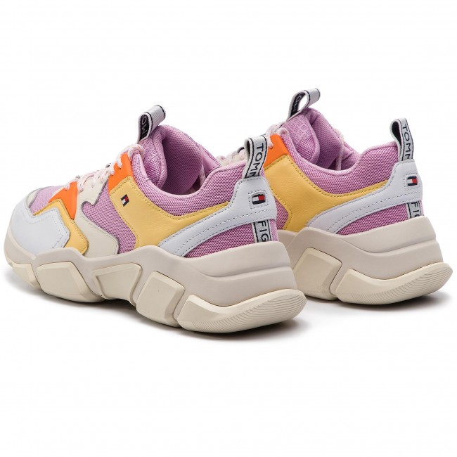 Sneakers TOMMY HILFIGER - Chunky Mixed