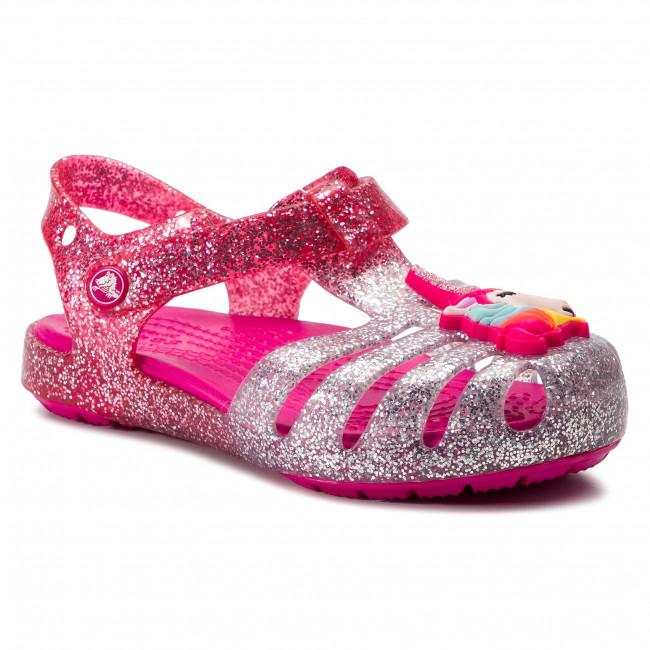 7da4563d9f Sandals CROCS - Isabella Charm Sandal K 205535 Pink Ombre - Sandals ...
