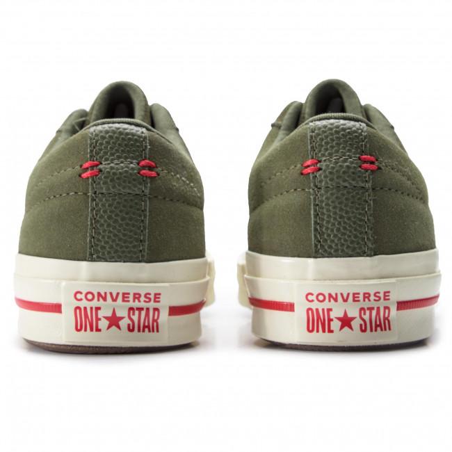 Converse Turnschuhe One Star Ox 163198C Field SurplusEnamel
