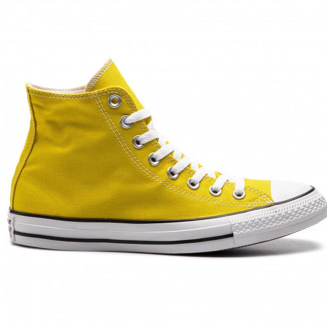 Sneakers CONVERSE - Ctas Hi 163353C Bold Citron