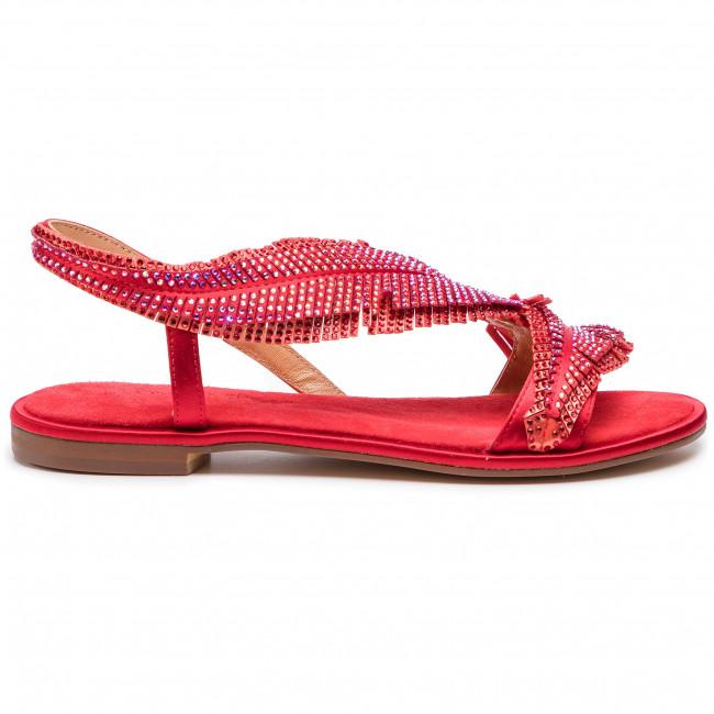 V19994 Mn0vonw8 Red En Pena Alma Casual Sandals Suede 67byYfgv