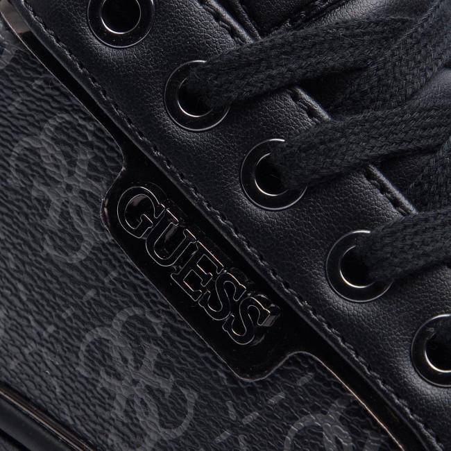 Sneakers GUESS Banq FL7BAN FAL12 BLKGR Sneakers