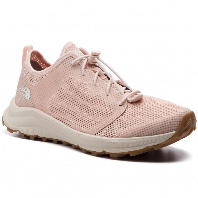 2d3b8f96b8 Trekker Boots THE NORTH FACE. Litewave Flow Lace II T93RDUC8S Pink  Salt/Vintage White