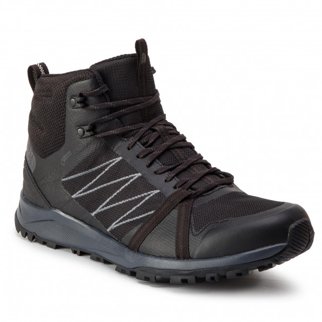 8d8e51a355427 Trekker Boots THE NORTH FACE - Litewave Fastpack II Mid Gtx GORE-TEX  T93REBCA0 Tnf