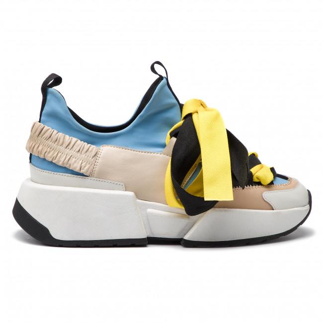 shoes Sneakers 17 Low E Sneakers Women's SCA'VIOLA LBlue SpzVGqUM