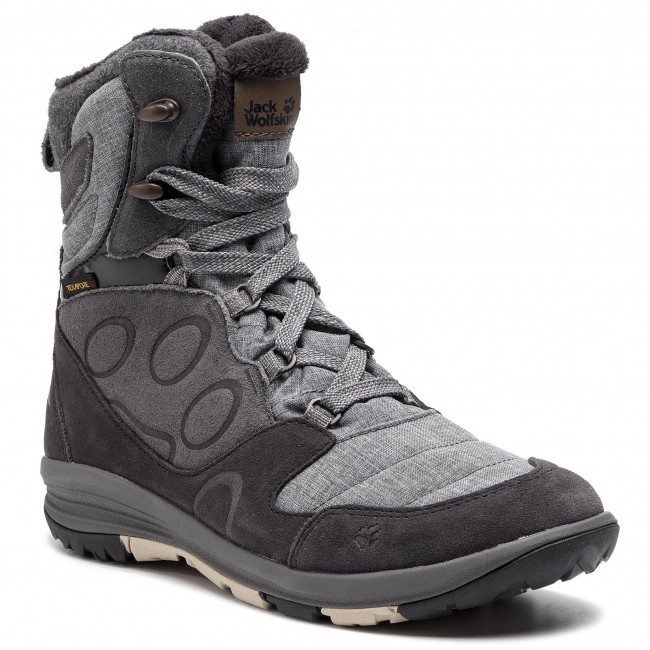 1ed8ac83720 Snow Boots JACK WOLFSKIN - Vancouver Texapore High W 4020631 Dark ...