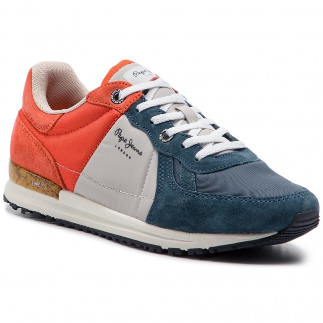 7e97e3af51e Sneakers PEPE JEANS - Tinker Pro Camp Summer PMS30510 Old Navy 584 ...