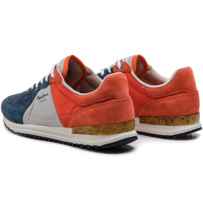 e73c12d8f16 Sneakers PEPE JEANS - Tinker Pro Camp Summer PMS30510 Old Navy 584 ...
