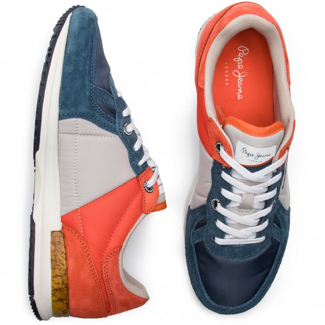 85e43768a97 Sneakers PEPE JEANS - Tinker Pro Camp Summer PMS30510 Old Navy 584 -  Sneakers - Low shoes - Men s shoes - www.efootwear.eu