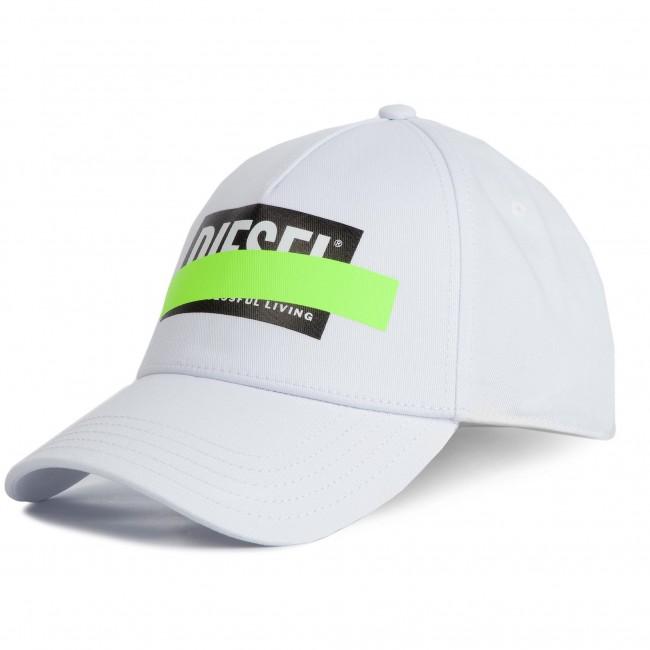 Cap DIESEL - Ciride Hat 00SQJY-0JAPG-100-01 100 - Women s - Hats ... ee83c40ee54c