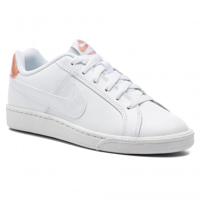 dd4b1fb76d8 Shoes NIKE - Court Royale 749867 116 White White Rose Gold ...
