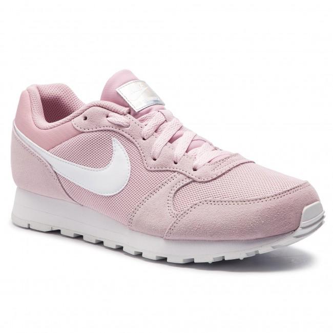 b88d95c1056 Shoes NIKE - Md Runner 2 749869 500 Plum Chalk White - Sneakers ...