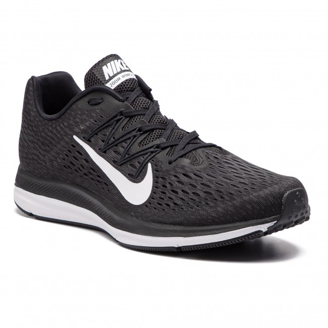 af2c42564fa Shoes NIKE - Zoom Winflo 5 AA7406 001 Black White Anthracite ...