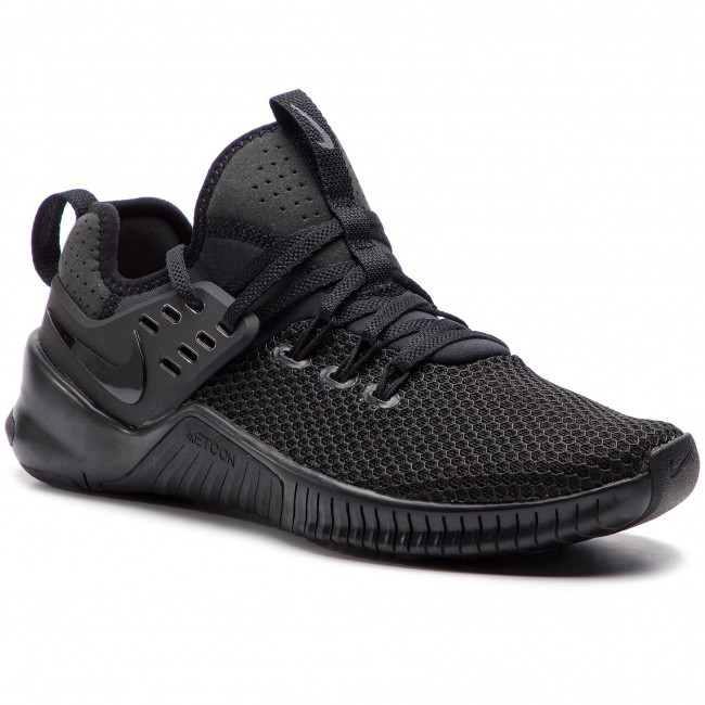 9987b8c776c38 Shoes NIKE - Free Metcon AH8141 003 Black Black - Fitness - Sports ...