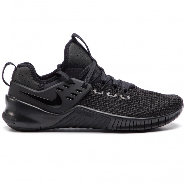 a09d29aec974 Shoes NIKE - Free Metcon AH8141 003 Black Black - Fitness - Sports ...