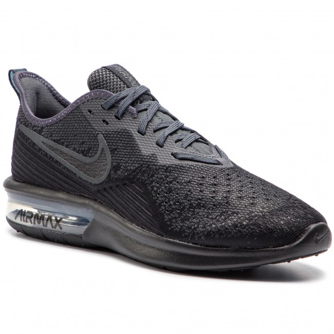 Shoes NIKE - Air Max Sequent 4 AO4485 002 Black Black Anthracite ... 9a0d59a69cb21