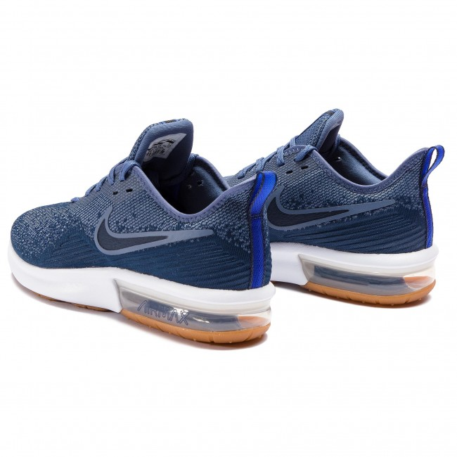 599157e67 Shoes NIKE - Air Max Sequent 4 AO4485 400 Midnight Navy Obsidian ...