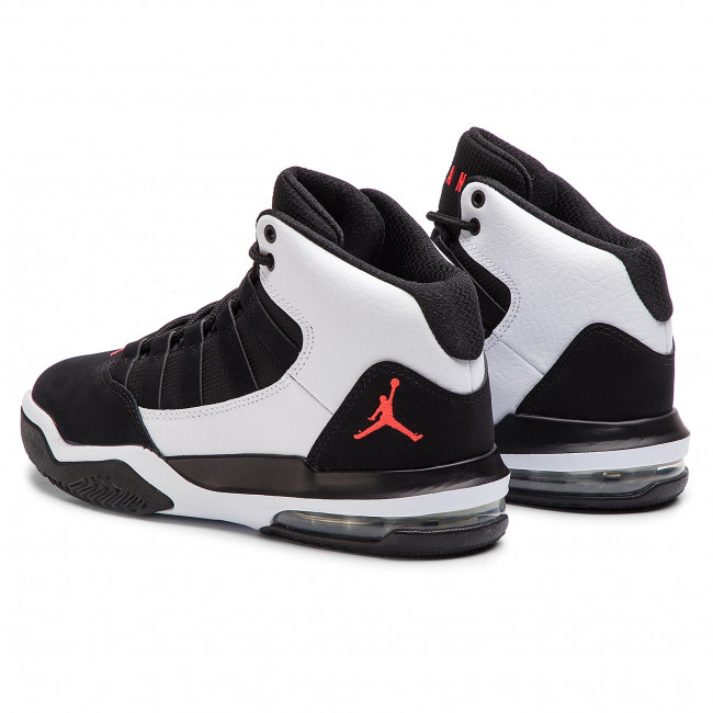 Shoes NIKE - Jordan Max AUra (GS) AQ9214 101 White Infrared 23 Black ... 63f50429e2c