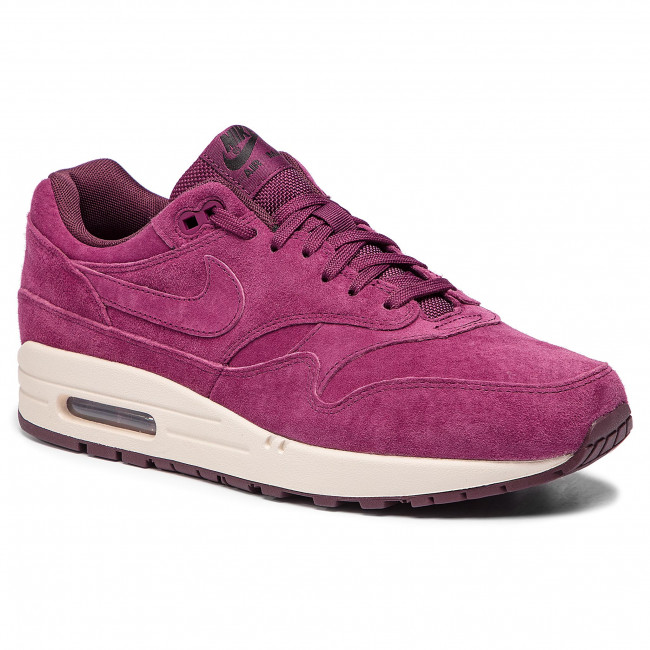 the best attitude dd360 9ca38 Shoes NIKE. Air Max 1 Premium 875866 602 Bordeaux Bordeaux Desert Sand