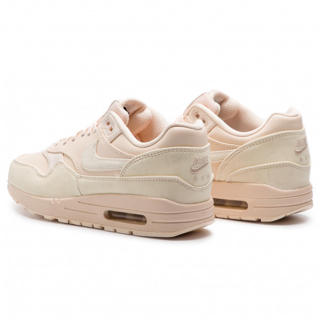 Golpe fuerte Temeridad ficción  Shoes NIKE - Air Max 1 Lx 917691 801 Guava Ice/Guava Ice/Guava Ice -  Sneakers - Low shoes - Women's shoes   efootwear.eu