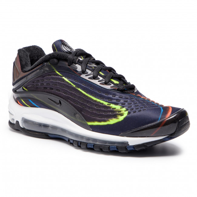 677bc48f1d Shoes NIKE - Air Max Deluxe AJ7831 001 Black/Black Midnight/Navy ...