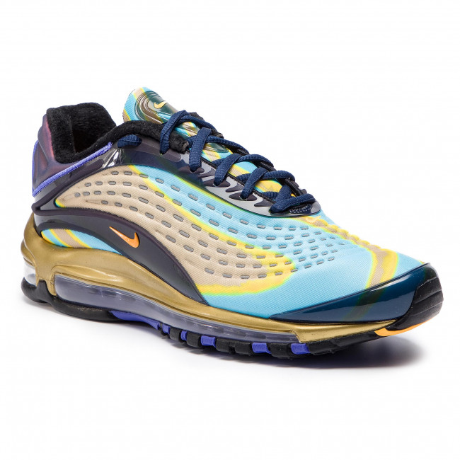 the latest fabf4 3cf1f Shoes NIKE - Air Max Deluxe AJ7831 400 Midnight NavyLaser Orange