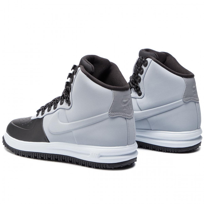 best service 6803e 07a0a Shoes NIKE - Lunar Force 1 Duckboot  18 BQ7930 Black Wolf Grey Pure