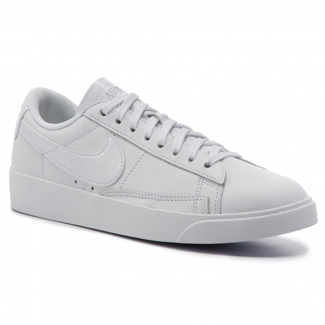 2a46cc685e3b50 Shoes NIKE - Blazer Low BQ0033 111 White White White - Sneakers ...