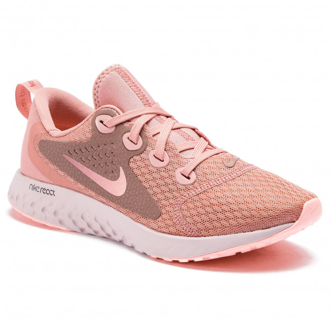 ac5d9a26cb85 Shoes NIKE - Legend React AA1626 602 Rust Pink Pink Tint - Indoor ...