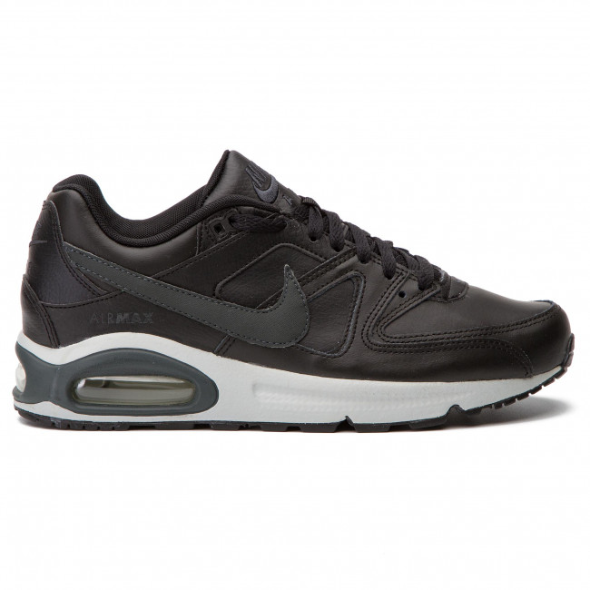 Shoes NIKE - Air Max Command Leather 749760 001 Black Anthracite Neutral  Grey 3808975108