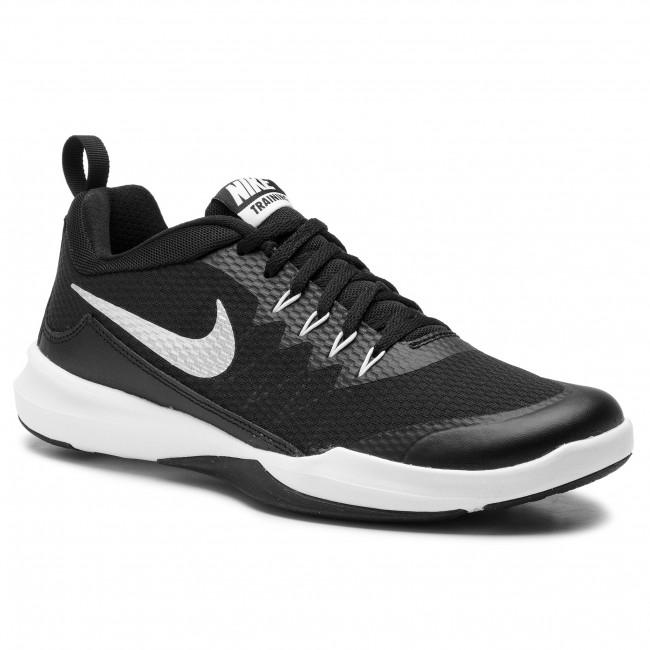 the best attitude b1c17 57c46 Shoes NIKE. Legend Trainer 924206 001 Black Metallic Silver White